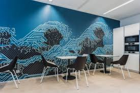 Office wall mural Trendy 17 Corporate And Office Wall Mural Design Ideas Canvas Press 17 Corporate And Office Wall Mural Design Ideas The Canvas Press Blog