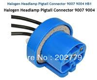 cheap headlight connector, find headlight connector deals on line GM Headlight Switch Wiring Diagram Headlight Socket Wiring Diagram 9004 9007 get quotations · 100pcs 9004 9007 hb1 hb5 female heat resistance headlight wiring harness connector adapter bulb wire for