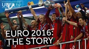 The story of UEFA EURO 2016 - YouTube