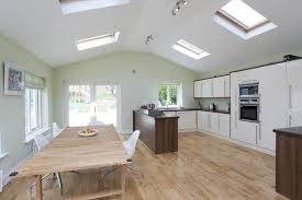 Pitched Roof Lighting Ideas Kitchen Extension Floor Roof Serre Pinterest Extensions Kitchens And Ideas Pitched Lighting E