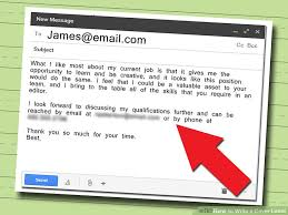 how to do a cover letter 5 ways to write a cover letter wikihow