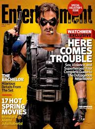 six collectible watchmen here comes trouble magazine covers my