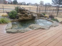 inground pools with waterfalls and hot tubs. Large Rock Hot Tub / Spa Inground Pools With Waterfalls And Tubs L