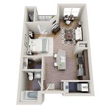 ... Enjoyable Tiny Studio Apartment Layout 8 ...