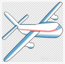 Airplane Clipart No Background Transparent Background Plane Clipart Airplane Aircraft Airplane