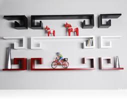 Contemporary Shelves home design modern wall shelves design e with designer 8156 by xevi.us