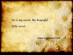 Beautiful Little Quotes Best of Secret Love Quotes Secret Love Quote Secret Love Quotations