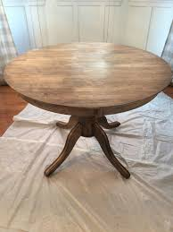 Image Diy Steps To Refinish Wood Furniture More Pinterest How To Refinish Table Furniture Paint Restore Makeover