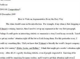 how to write an argumentative essay how to write an argumentative essay 9 steps