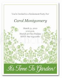 Retirement Party Invitations Template Lovely Retirement