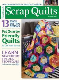 Scrap Quilts Summer 2015 - Fons & Porter - The Quilting Company & Scrap Quilts Summer 2015 – Fons & Porter Adamdwight.com