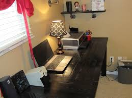 custom office desks. Picture Of Finished Product Custom Office Desks D