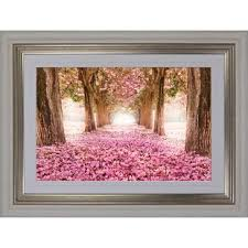 the path to romance framed photographic print on framed wall art uk with framed wall art wayfair uk