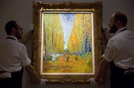 van gogh s painting s for 66m nearly six times its 2003 aol news