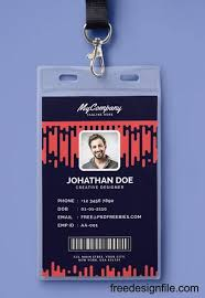 Company Psd Card Photo Template Or Corporate Download Free Identity