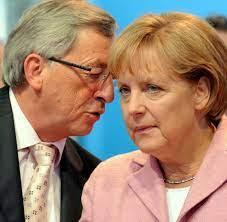 "Juncker: ""Merkel hat in der ..."