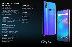 Maxwest Gravity 6P Unlocked 4G ...