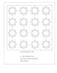 Wedding Numbers Template Table List Excel Invitation