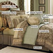 Master Bedroom Bedding Collections Marcella Comforter Bedding Sets By Croscill Comforter Set