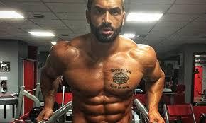 lazar angelov chest workout