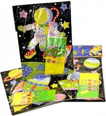 Mozaika Hrací Set Vesmír 1689