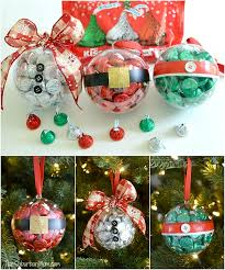 diy ornaments with hershey 039 s kisses small regarding