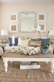 living room ideas with mirrors. diy oyster shell mirror - starfish cottage. rustic living roomswhite room ideas with mirrors l