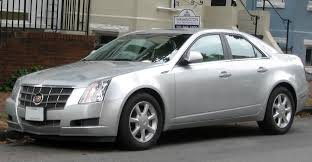 File:2nd Cadillac CTS .jpg - Wikimedia Commons