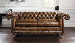 sofa ideas chesterfield sofa modern interior design small with regard to the incredible brown leather chesterfield