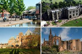 2018 2019 holidays in coventry