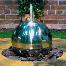 Garden Fountain Interesting Outdoor Solar Water Fountains Solar