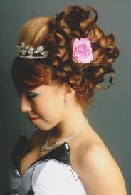 Hairstyles For A Quinceanera Curly Hairstyles For Quinceaneras