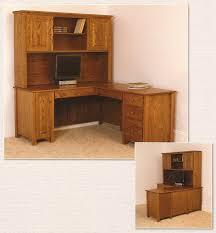 creative of computer corner desk with hutch doughty ridge office corner computer desk with hutch h11