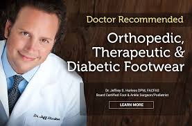 <b>Healthy Feet</b> Store: Orthopedic, Therapeutic & Diabetic Shoes