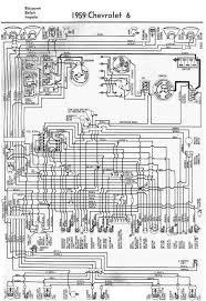â–· complete wiring schematic of 1959 chevrolet 6 circuit wiring complete wiring schematic of 1959 chevrolet 6