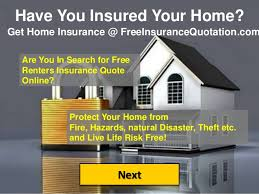 Hazard Insurance Quotes Free Online Renters Insurance Quotes 100
