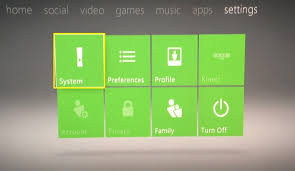 How to Find the Wired MAC Address on Xbox 360 - DHNet Internet ...