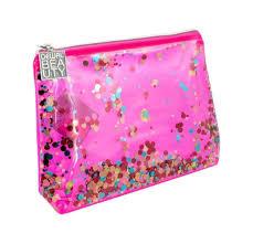DEWAL <b>BEAUTY Косметичка Модница</b>, розовая 20 х 5 х 16 см ...