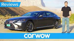 New <b>Lexus LS</b> 2018 review - finally better than a Mercedes S-Class ...