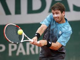 Cameron norrie à eastbourne en 2017. Cameron Norrie Cannot Wait To Play In Front Of