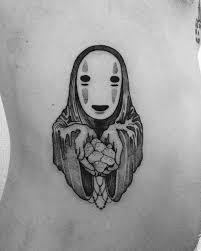 No Face By Anka Lavriv More Tetování Tattoos Anime Tattoos A