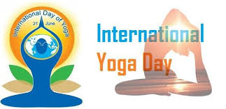 happy international yoga day facebook cover image