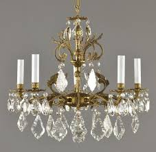 antique brass crystal chandelier 124 best chandeliers antiquelighting images on