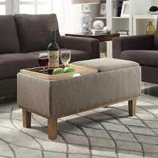 Image Tufted Ottoman Shop Strick Bolton Nir Storage Ottoman Free Shipping Today Overstock 20559074 Overstockcom Shop Strick Bolton Nir Storage Ottoman Free Shipping Today