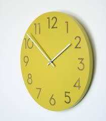 Small Picture Bright Wall Clock Modern 32 Modern Pendulum Wall Clock India