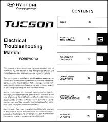 2006 hyundai tucson wiring diagrams 2007 Hyundai Wiring Diagram Hyundai Wiring Diagrams Free