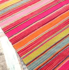 mint green and pink rug pink and green rug lovely bright chunky pink green orange stripe wool rug mint green and mint green pink rug
