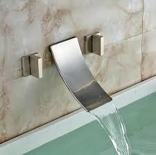 amazing bathtub wall faucet beautiful bathtub wall faucet chrome finish single handle wall mount bathtub faucet