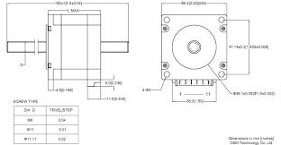 linear actuator linear stepper motor nema linear actuator n linear actuator linear stepper motor linear motor drawing