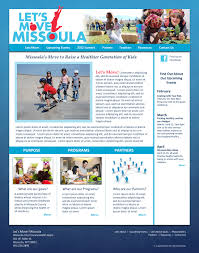 Missoula Graphic Design Lets Move Missoula Bloks Design